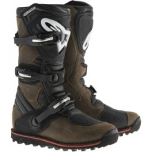 Botas Alpinestars Tech T Brown Oiled talla 40,5