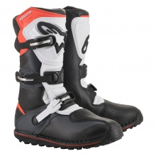 Botas Alpinestars Tech T  Black/White/Red talla 40,5