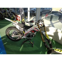 TRS X-TRACK RR arranque electrico