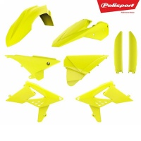 Kit Plasticos beta enduro 250/300 2T 350/400/450 4T(13-17) Fluor