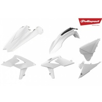 Kit Plasticos BETA RR 2T/4T (18-19) Blanco