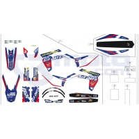 Funda asiento sherco enduro six days 2016