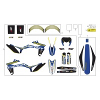 Funda asiento sherco end factory 2013